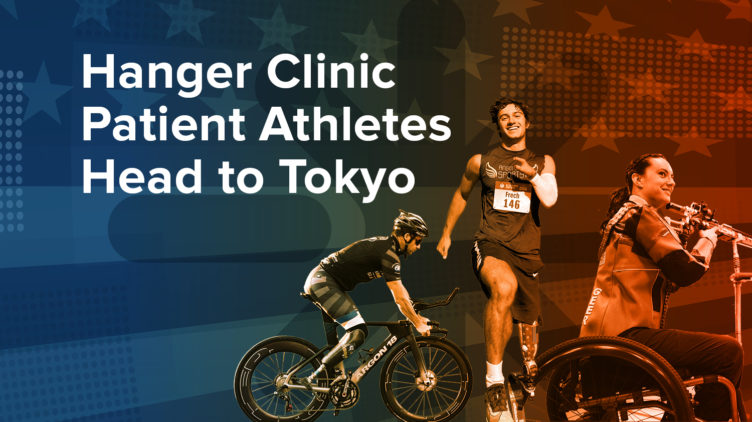 Hanger Clinic Patient Athletes Head to Tokyo