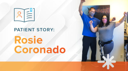 Rosie Coronado: Shocking Cancer Diagnosis Leads to Amputation at the Hip and a Newfound Journey to Independence