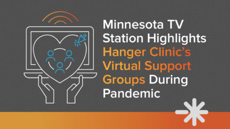 Hanger Clinic's Leslie Green provides virtual limb loss support groups during pandemic